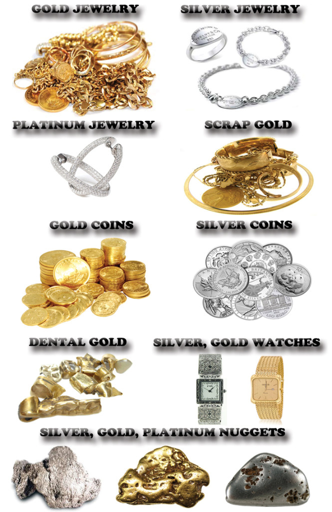 What We Buy | Gold Diggers (818)599-7893